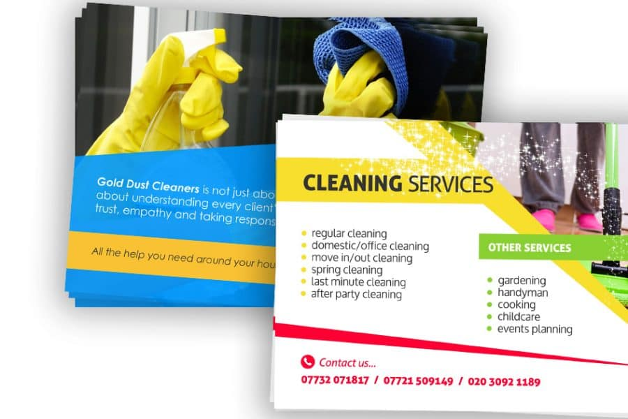 Gold Dust Cleaners